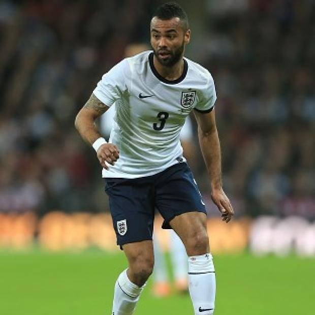 The Oxford Times: Ashley Cole was left out of England's World Cup squad