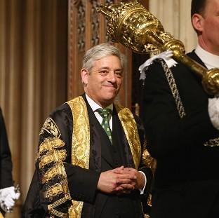 The Oxford Times: John Bercow, the Speaker of the House of Commons.