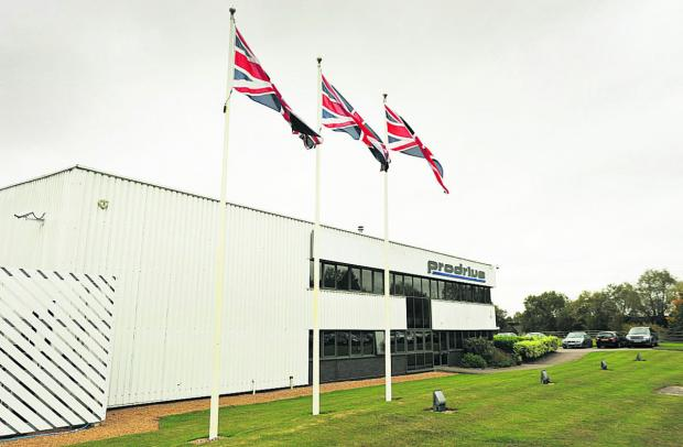 The Oxford Times: Prodrive are on the move
