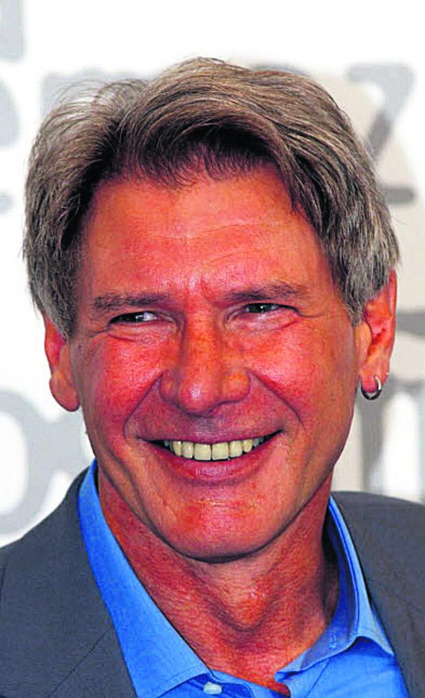 The Oxford Times: Harrison Ford airlifted to hospital with broken ankle