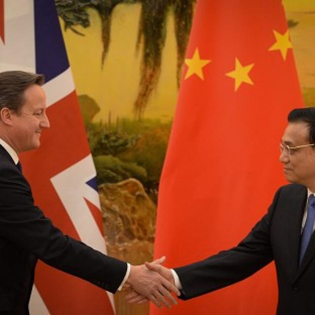 The Oxford Times: Li Keqiang is visiting the UK.
