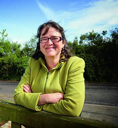 CPRE Oxfordshire director Helen Marshall
