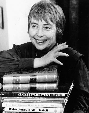 Professor Marilyn Butler