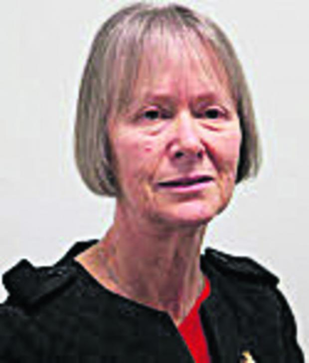 The Oxford Times: Liz Allen