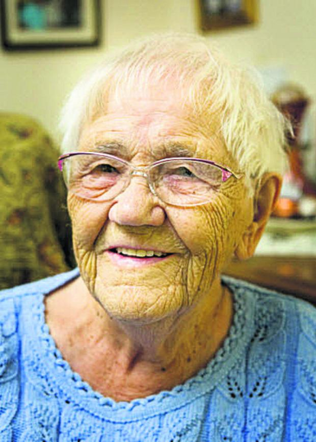 The Oxford Times: Resident Dorothy Pearce