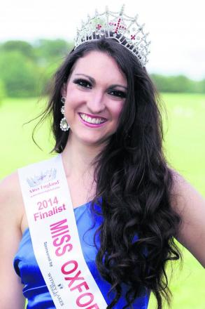 Miss Oxfordshire, Amelia Watt