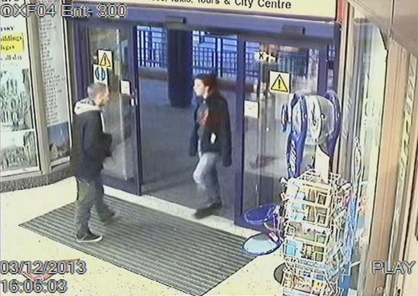 The Oxford Times: Update: CCTV released showing Jayden Parkinson meeting Ben Blakeley at Oxford train station