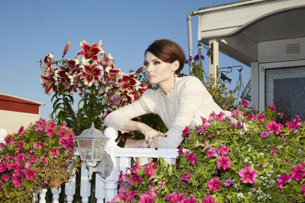 Sophie Ellis Bextor is among the scores of artists performing at Cornbury Music Festival