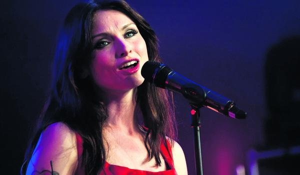 Sophie Ellis-Bextor on the Songbird Stage. Pictures: OX68356 Jon Lewis
