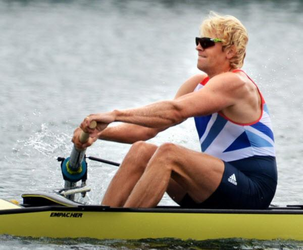 ROWING: Triggs Hodge excited by Amsterdam adventure