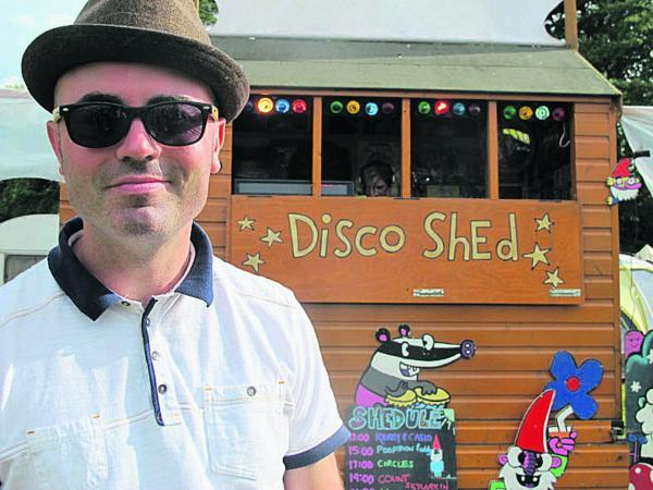 East Oxford Disco shed crowned best 'normal shed'