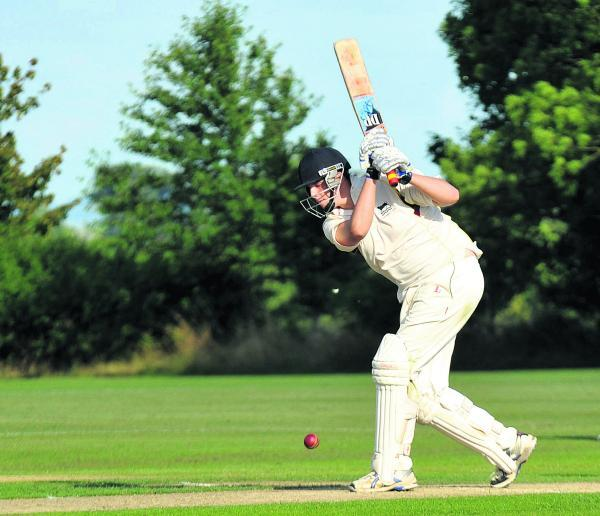 Hendrick Robyns hit 42 for Oxfordshire
