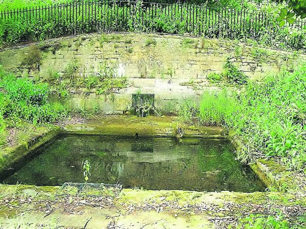 Fair Rosamond's Well