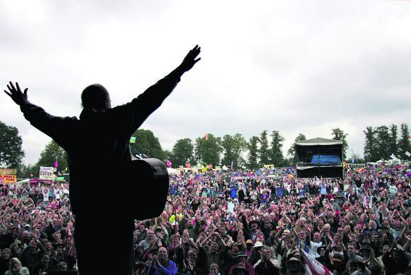 The Oxford Times: Cropredy is new folk's home