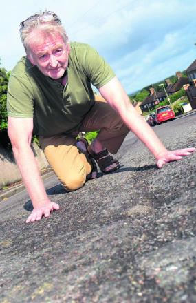 David White takes a close look at Barton Village Road