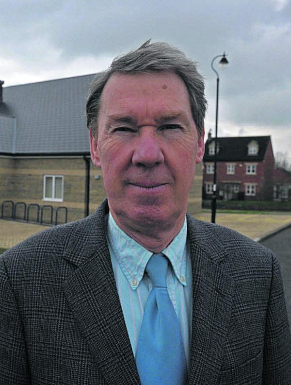 Cllr Roger Curry