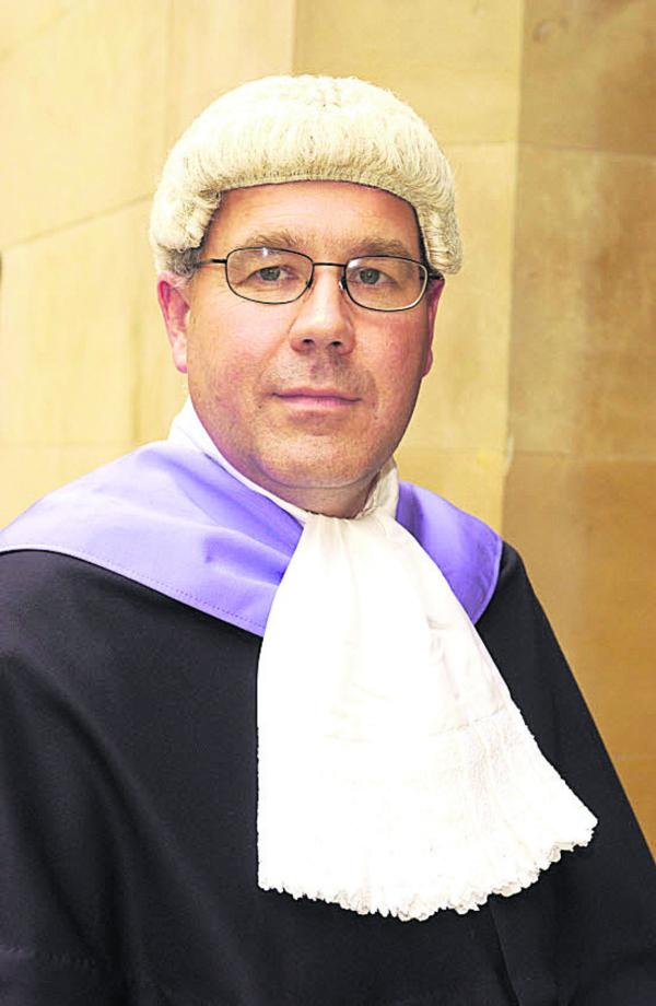 Judge Peter Ross handed out an 18-month jail sentence