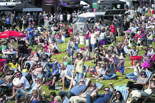 Taste: Foodies Festival takes place this weekend at South Parks