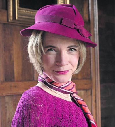 TALK: Lucy Worsley
