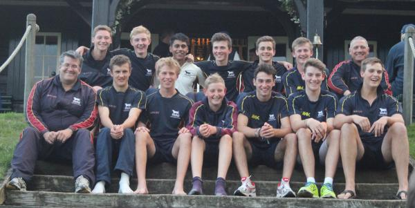 Oxfordshire Under 17s at Wormsley
