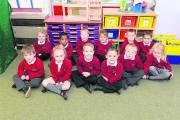 The Apple Class at St Mary's Church of England Primary School in Chipping Norton