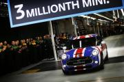 Cowley's three-millionth Mini