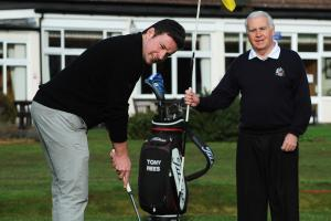 GOLF: End of an era as Tony Rees calls it a day after 56 years at Oxford