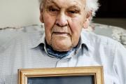 John Lloyd survived German U-Boats and bombers and is now writing his autobiography at the age of 100