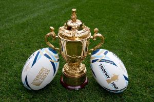 RUGBY: World Cup trophy set for Oxford visit