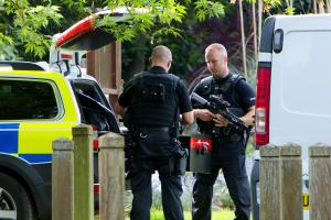 Didcot murders: More than 100 police officers hunt suspect in three killings