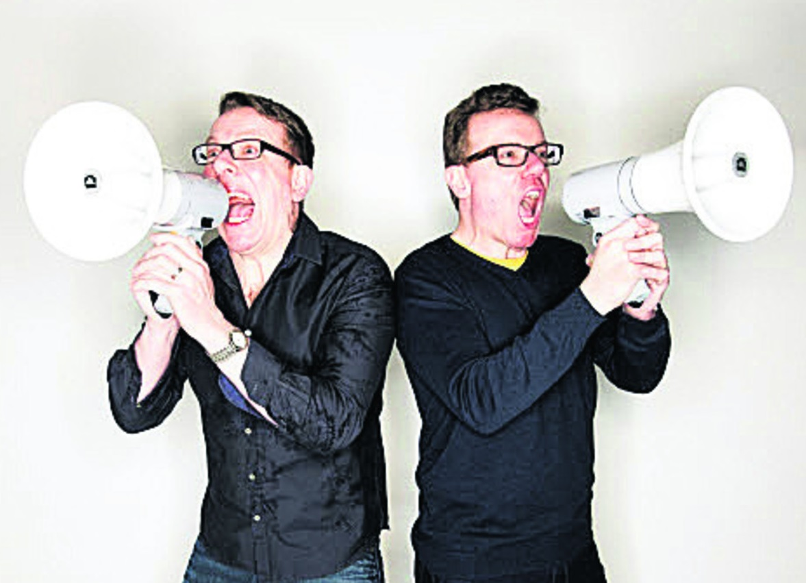 Double trouble: The Proclaimers