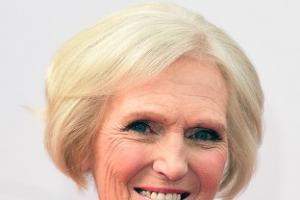 Mary Berry 'not the brightest button in class'