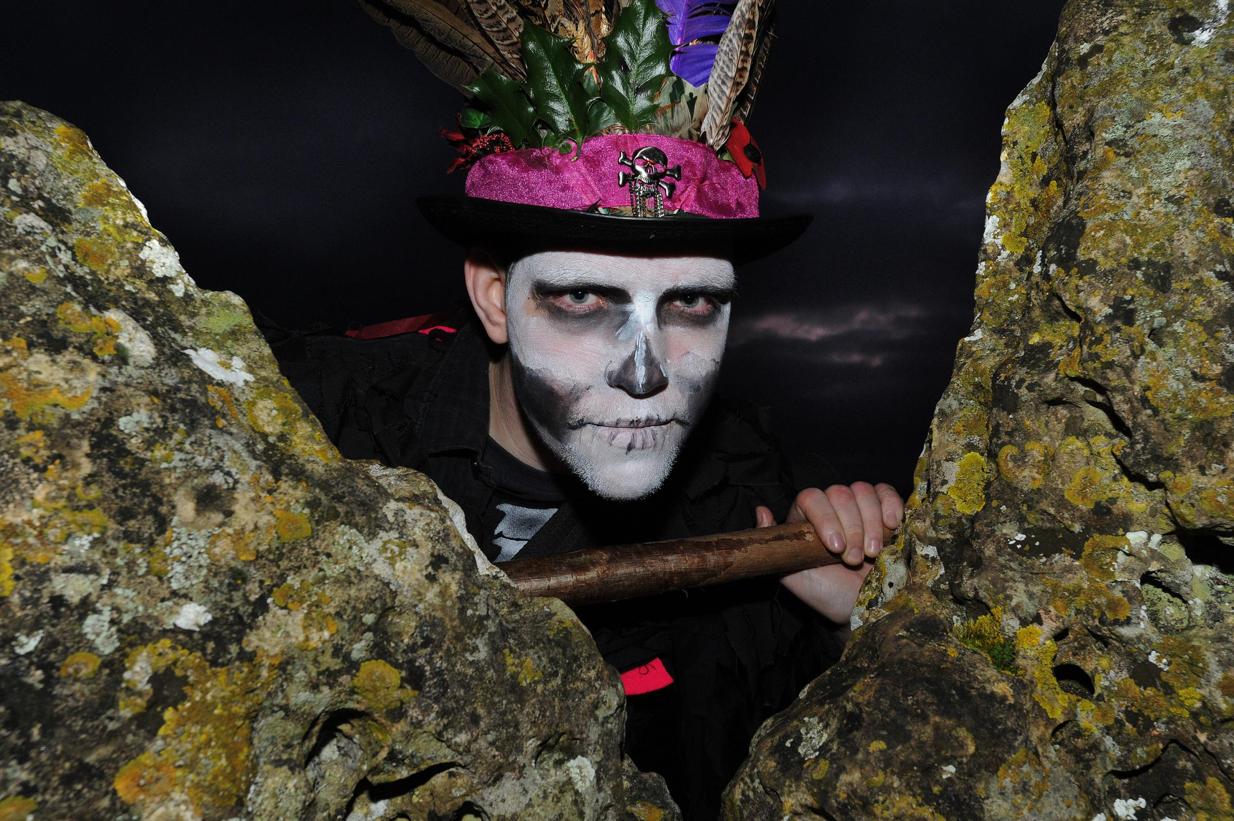Rollright Fayre takes place near the mysterious Rollright Stones