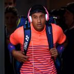 The Oxford Times: Nick Kyrgios, pictured, presents in intriguing test of Andy Murray's resolve