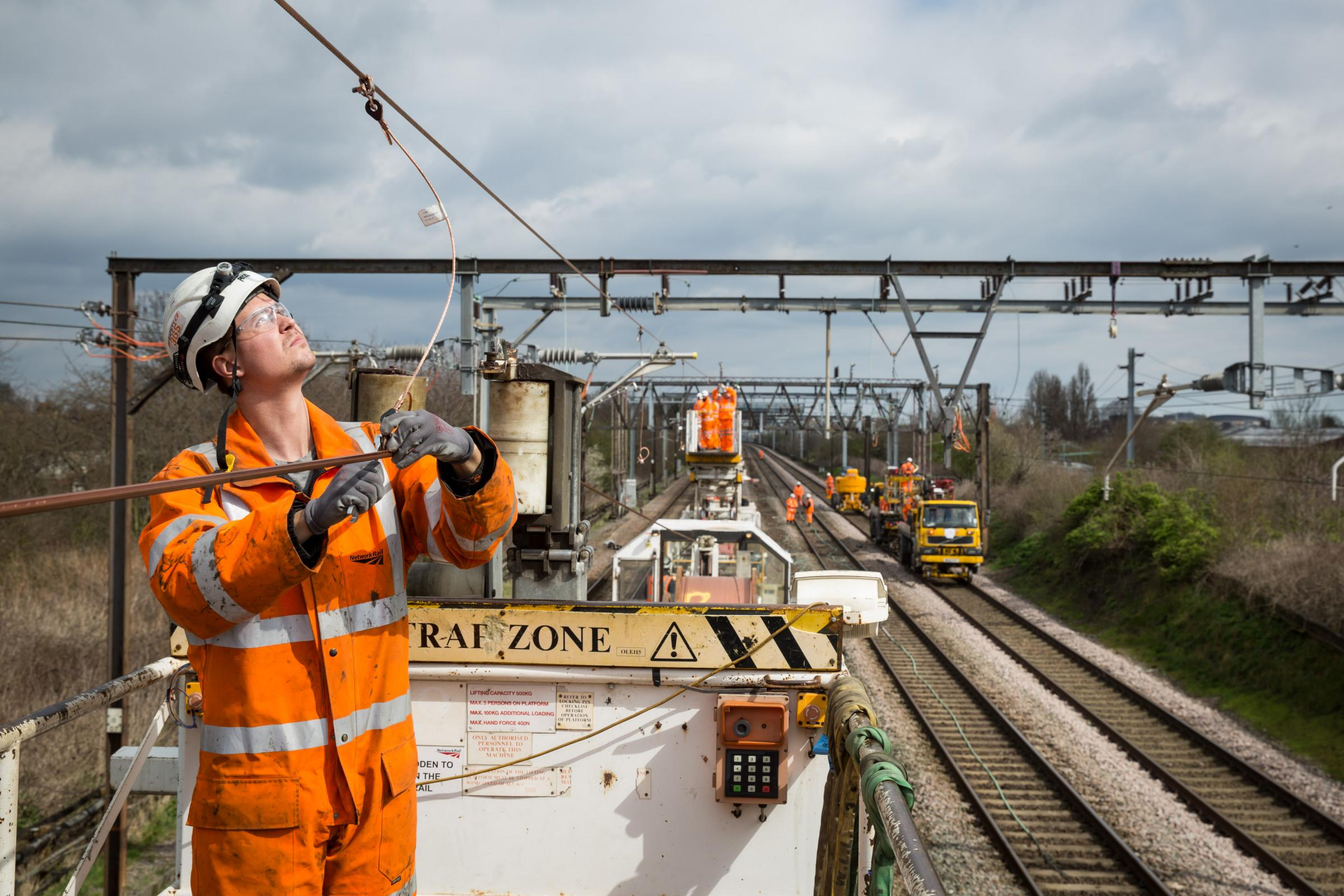 Electrification delayed between Oxford and Didcot