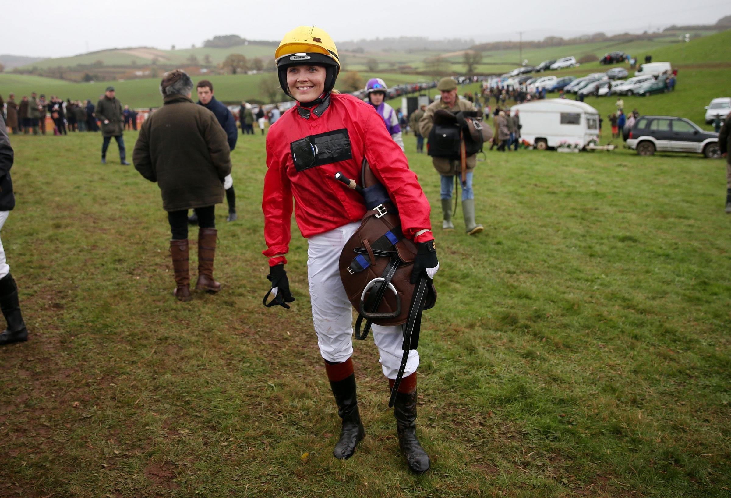 Victoria Pendleton could have two rides on Sunday