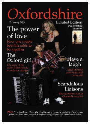 The Oxford Times: Love is in the air… and in your fabulous February Oxfordshire Limited Edition