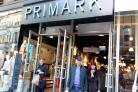 The new Primark which has opened in Queen Street to replace the branch in the Westgate Centre