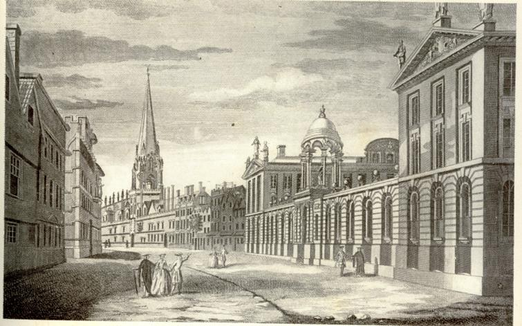 Oxford Transformed in the 18th & 19th Centuries.