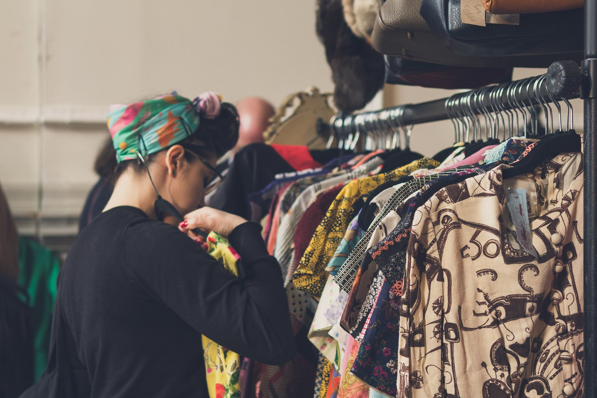 Oxford's Affordable Vintage Fair - January Sale!