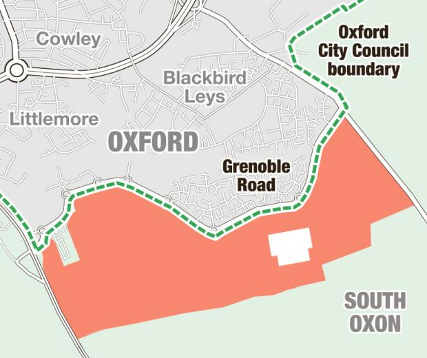 The Oxford Times: grenoble road map5.eps