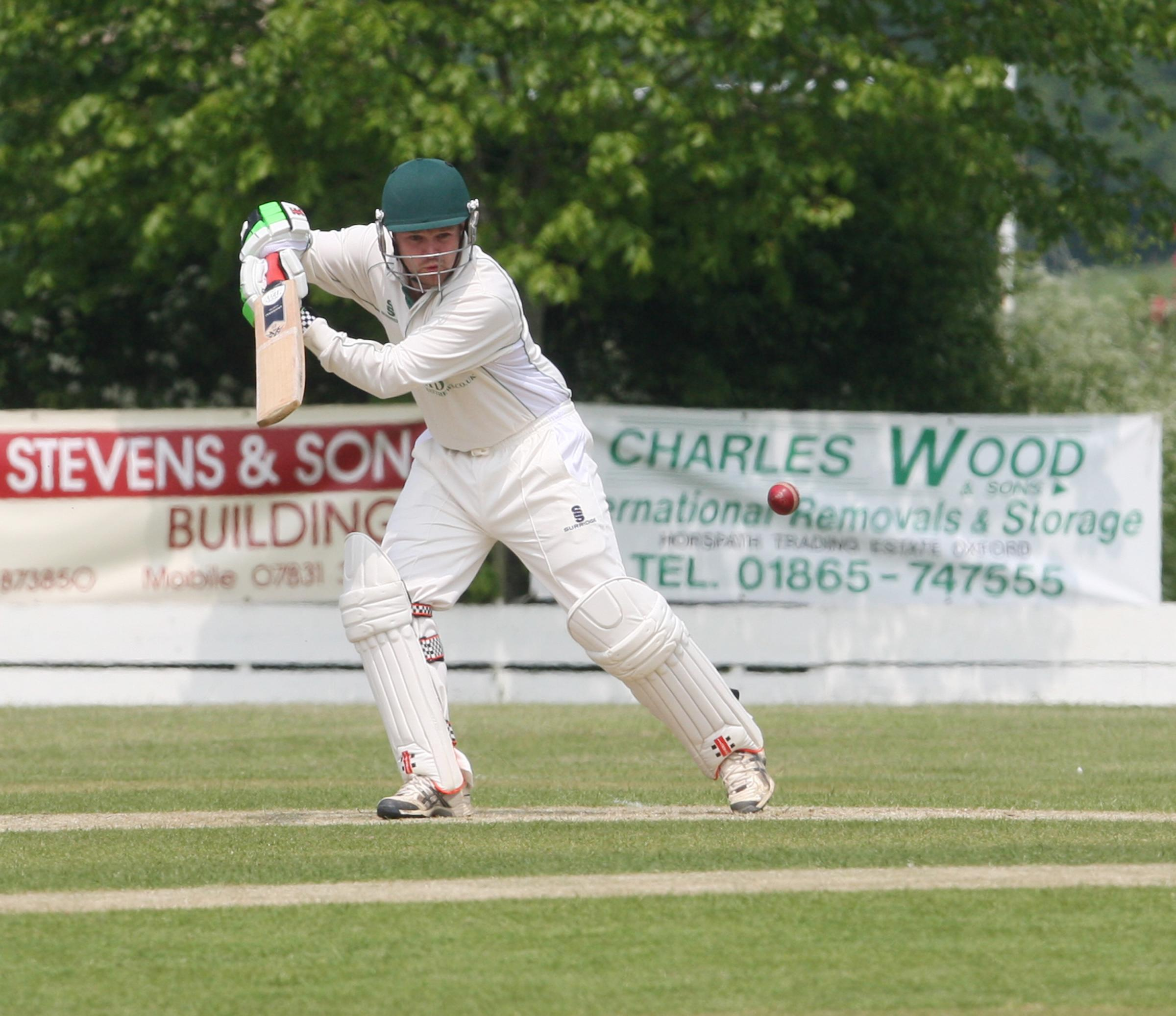 Craig Wood scored 22 and took three wickets for Shipton
