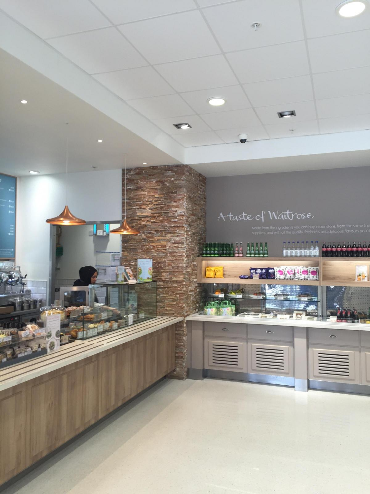 Why The Waitrose Cafe On Botley Road Wasnt Up To India And