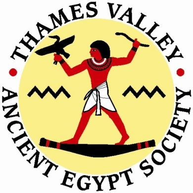 Egyptology Lecture additional to published programme