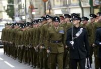County regiment marches into history (From The Oxford Times)