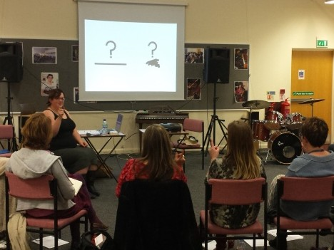 Singing with Makaton Workshop
