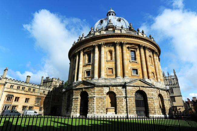Oxford University retains university ranking despite UK-wide drop
