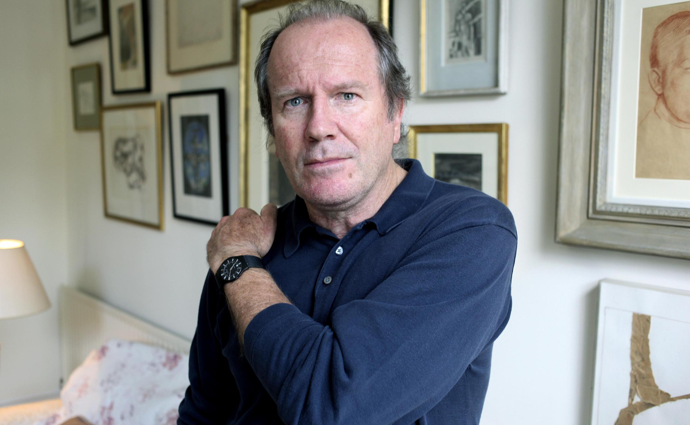 William Boyd: Picture Eamonn McCabe