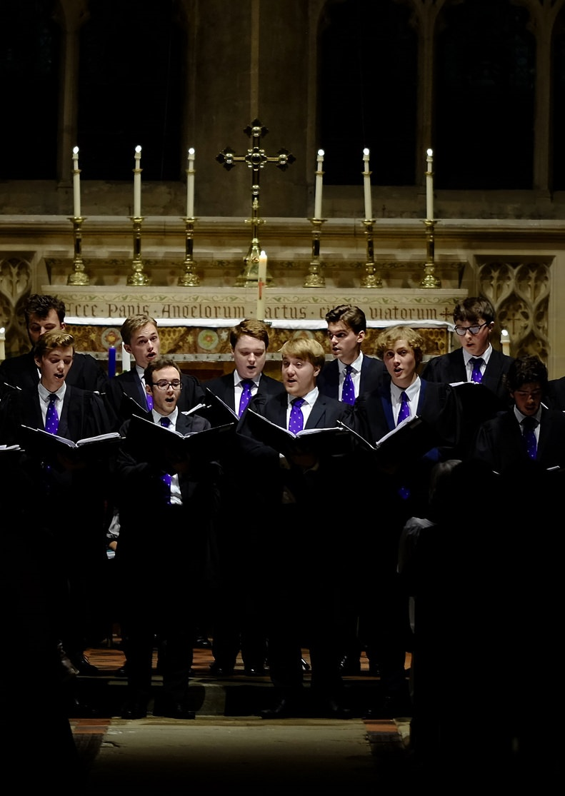 Magdalen College Choir: An Evening of English Music