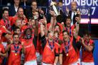 Alex Goode scores late try as Saracens beat Clermont to retain Champions Cup